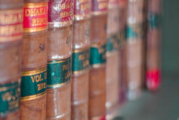 Bibliothek Recht Jura